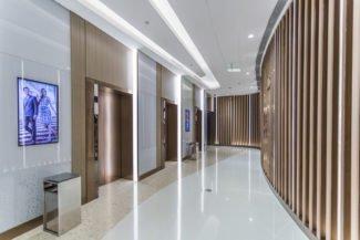 Imagem ilustrativa de um hotel para representar o público do template da WebTV Corporativa.