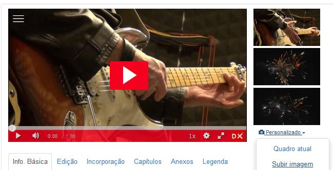 subir thumbnail personalizado
