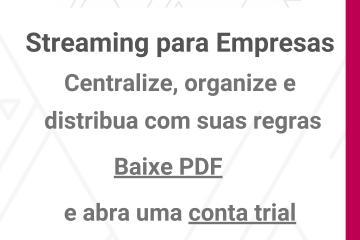Plataforma de Streaming para empresas